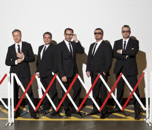 INXS announces 25-date North American tour this summer in support of 'Original Sin'