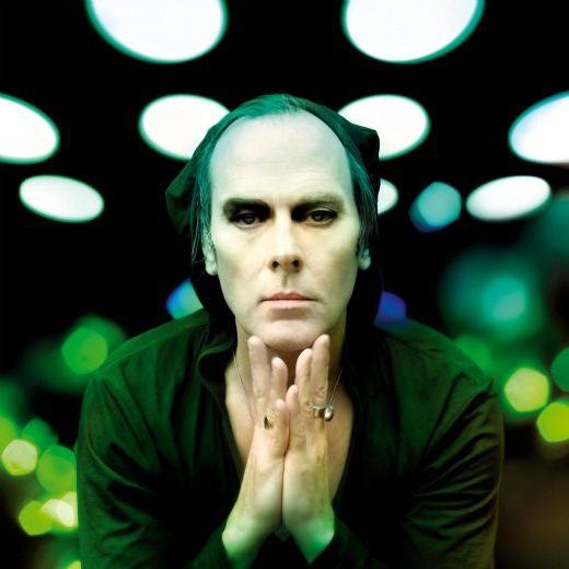 Milestones: Peter Murphy is 54 today; watch Bauhaus' 1984 film 'Shadow of Light'