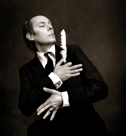 Peter Murphy playing 'Ninth' release shows in California, New York City next month