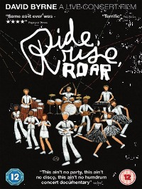 David Byrne, 'Ride, Rise, Roar'