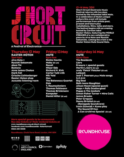 As Part Of The Annual Short Circuit Electronic Music Festival