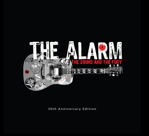 The Alarm celebrates 30th anniversary with 'The Sound and The Fury' album, film