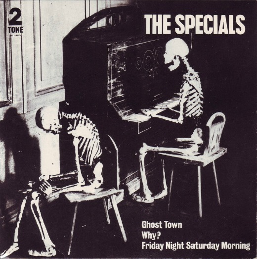Milestones: The Specials' 'Ghost Town' single released exactly 30 years ago today