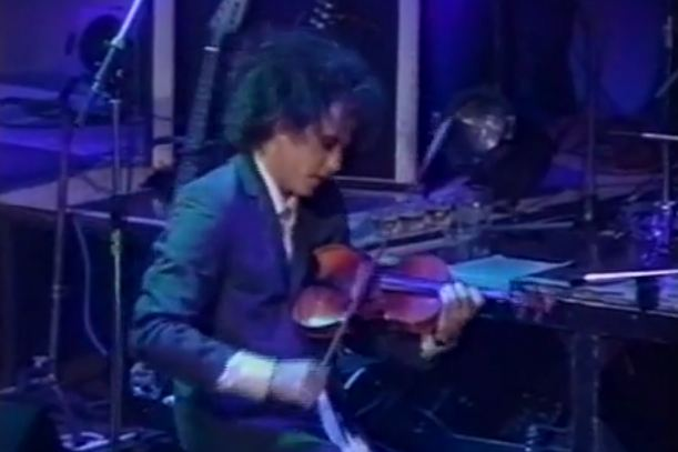 Vintage Video: The Cure plays BBC 'Rock Around the Clock' concert in 1984