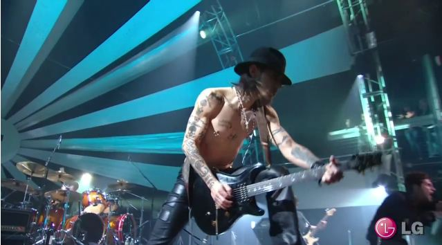 Video: Jane's Addiction, 'Whores,' 'Mountain Song' — from live New York City webcast