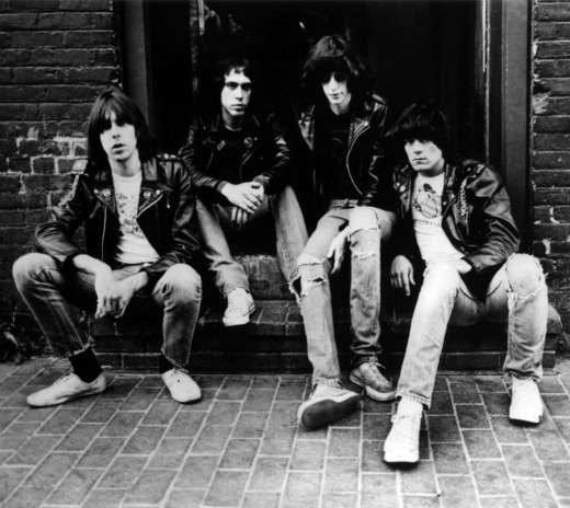 Ramones reissuing first 4 albums on 180-gram vinyl with bonus blue-vinyl 7-inches