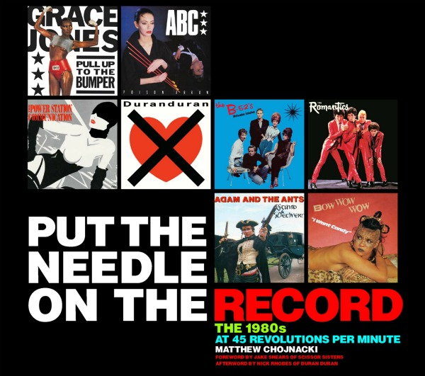 'Put the Needle on the Record': Celebrating the artwork of 7-, 12-inch singles of 1980s