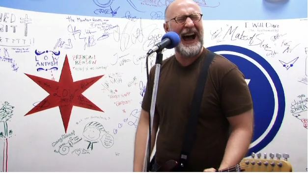 Video: Bob Mould 'covers' Sugar's 'If I Can't Change Your Mind' for The A.V. Club