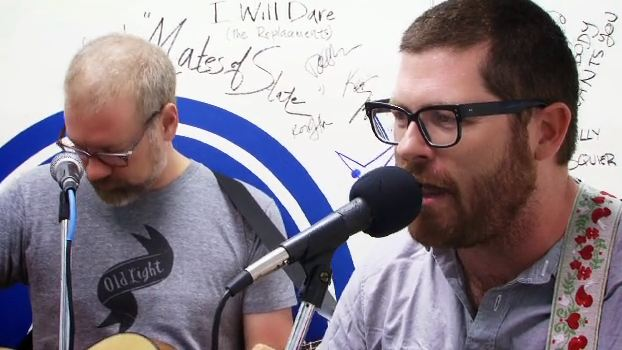 Video: The Decemberists cover Sugar's 'If I Can't Change Your Mind' for The A.V. Club
