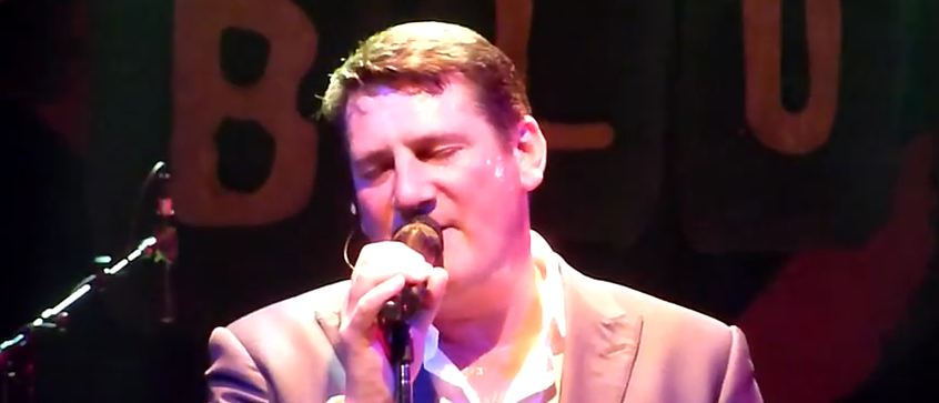 Video: Spandau Ballet's Tony Hadley plays 'True,' 'To Cut a Long Story Short' in L.A.