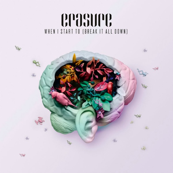 Video: Erasure, &#8216;When I Start To (Break It All Down),&#8217; off &#8216;Tomorrow&#8217;s World&#8217;