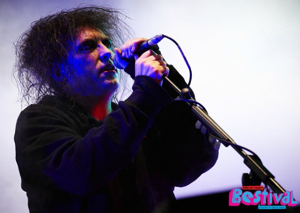 The Cure to release 'Bestival Live 2011' CD next month with complete 32-song set