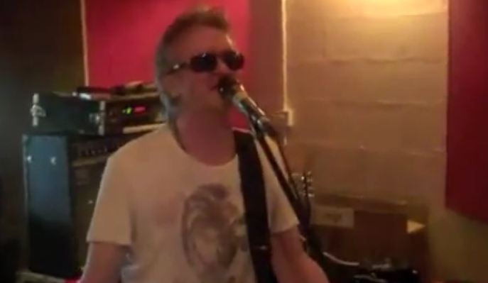 Video: The Mission rehearses 'Beyond the Pale' for 25th anniversary reunion tour
