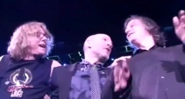 Video: Watch encore set from R.E.M.'s final concert — Mexico City, Nov. 18, 2008