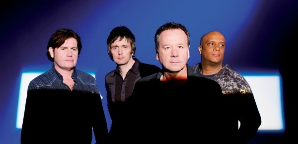 Free MP3: Simple Minds, 'Stagefright'