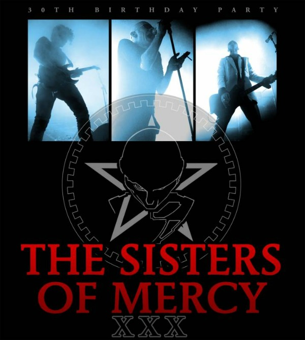 The Sisters of Mercy take 30th anniversary tour to Australia, Mexico, South America
