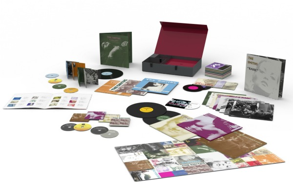 Contest: Win The Smiths &#8216;Complete&#8217; box set  8 CDs, 8 LPs, 25 7-inches, 1 DVD and more
