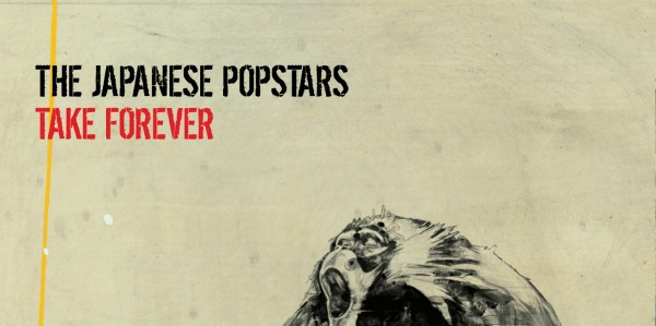 Contest: Win The Japanese Popstars' 'Take Forever' 12-inch featuring Robert Smith