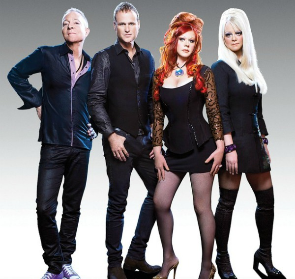 The B 52s Legal Tender Work That Skirt