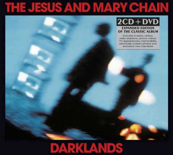 Label to replace Jesus and Mary Chain's new 'Darklands' reissues with tracking error