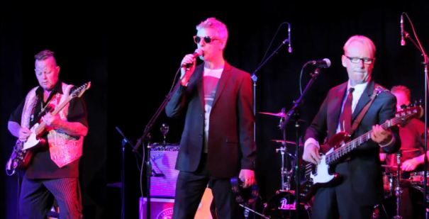 Video: Modern English at The Abbey in Orlando, Fla., 9/21/11  full concert