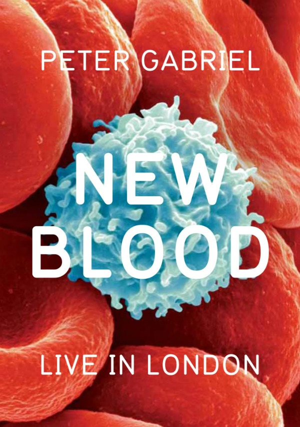 Contest: Win Peter Gabriel's 'New Blood: Live in London' orchestral concert DVD