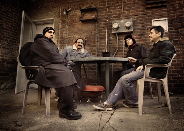 Stream: Dead Milkmen, 'Dark Clouds Gather Over Middlemarch' 7-inch — 3 new songs