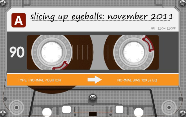 Download: Auto Reverse — Slicing Up Eyeballs Mixtape (November 2011)