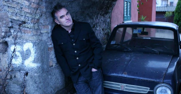 Morrissey to perform on 'Jimmy Kimmel Live!,' 'Conan' during upcoming U.S. tour