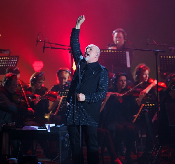 Contest: Win Peter Gabriel 12-album prize pack, plus signed 'New Blood' lithograph