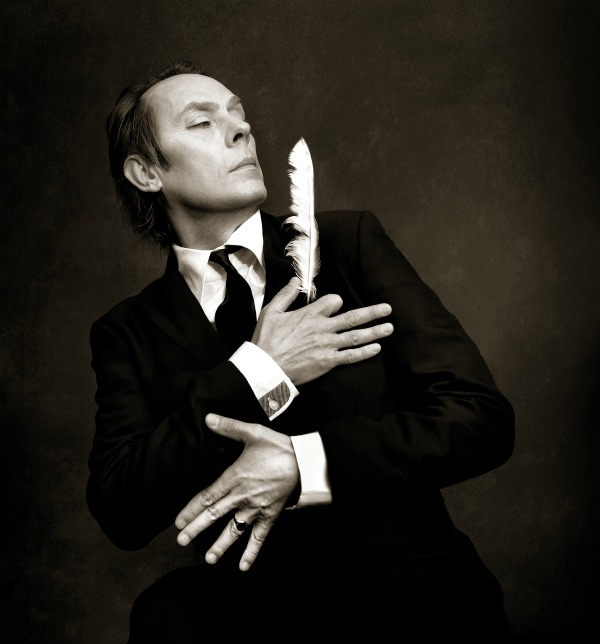 Peter Murphy circa 2011 / Photo by Thomas Bak