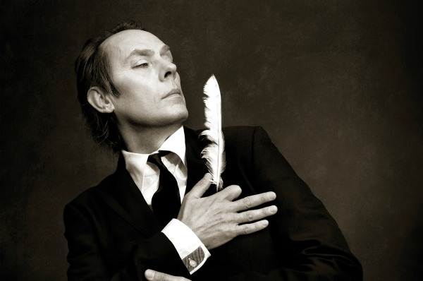 Peter Murphy to play Festival 72810 in Mexico, one-off California club gig in March