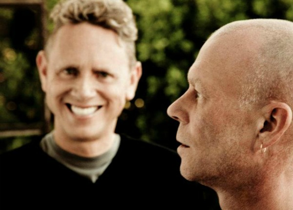 Stream: VCMG, 'Single Blip' — 2nd track from Depeche Mode's Martin Gore, Vince Clarke