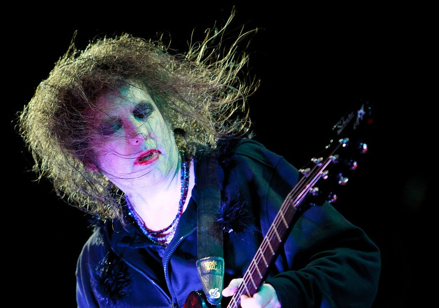 Video: The Cure, 'A Forest,' 'Close To Me,' 'Just Like Heaven' — from 'Bestival Live 2011'