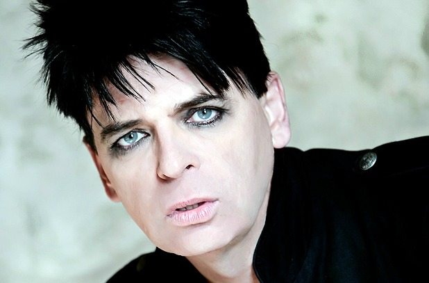 Gary Numan announces 'Machine Music' retrospective DVD, 12-date U.K. tour