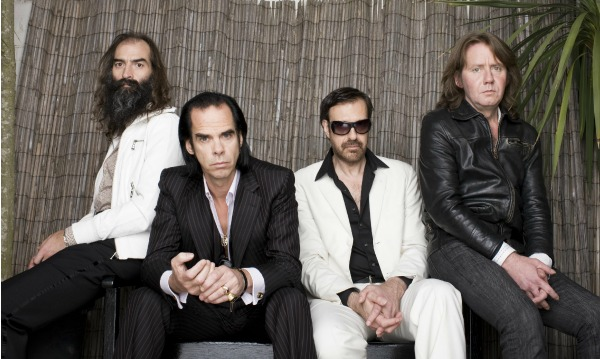 Nick Cave's Grinderman to release remix album 'RMX' — stream Nick Zinner's mix