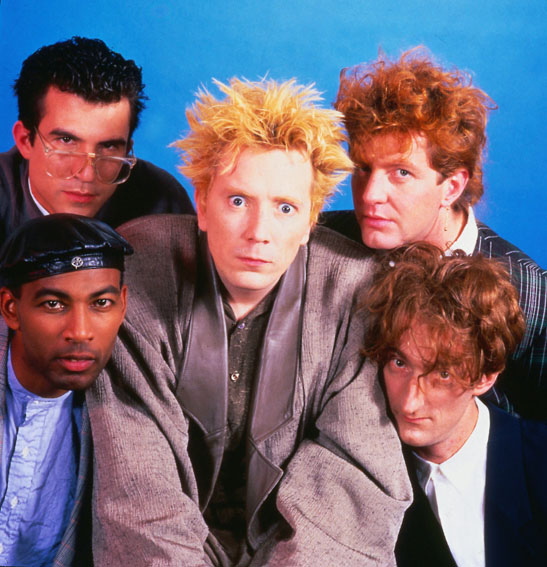 Public Image Ltd. to reissue back catalog, John Lydon solo CD in UK next month
