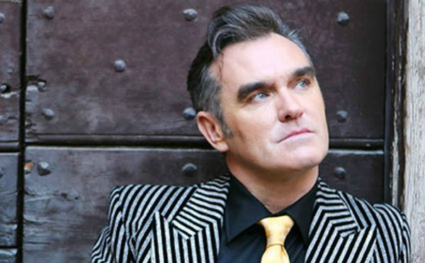 Morrissey unveils full South American tour: Chile, Argentina, Brazil, Peru, Colombia
