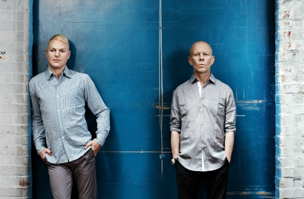 Stream 4 tracks from Erasure's 'Tomorrow's World: Live at the Roundhouse' 2CD set