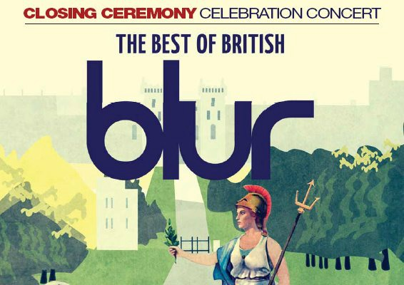Blur, The Specials and New Order to play Olympics Closing Ceremony Celebration