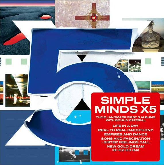 New releases: Simple Minds, Dinosaur Jr, Sinead O'Connor, The Church's Steve Kilbey