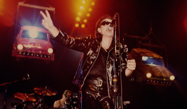 Milestones: U2's ZOO TV Tour opened 20 years ago tonight — see news footage, dress rehearsal
