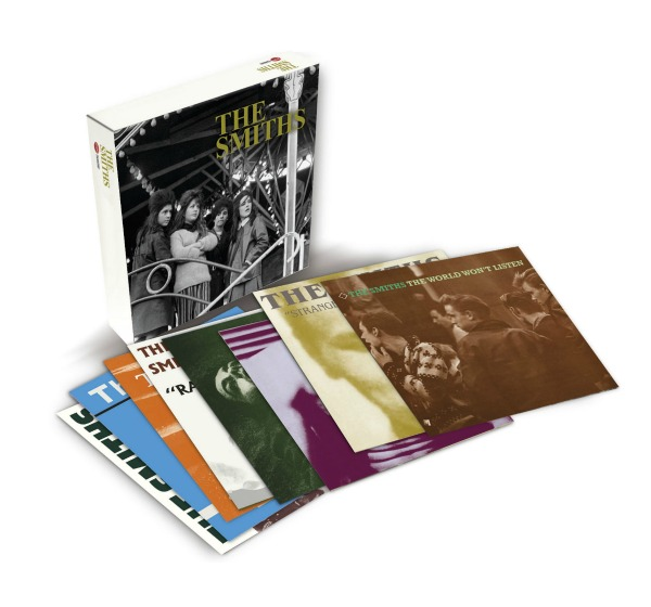 The Smiths' 2011 remasters to be released individually on CD this spring