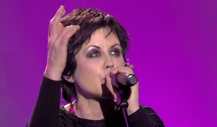Video: The Cranberries cover The Cure's 'Inbetween Days' on French TV
