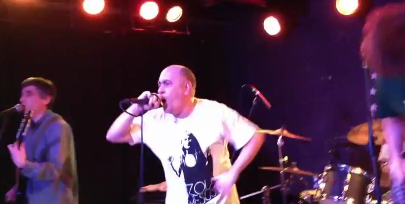 Video: Dead Milkmen cover Fugazi's 'Waiting Room' — plus, West Coast gigs in May
