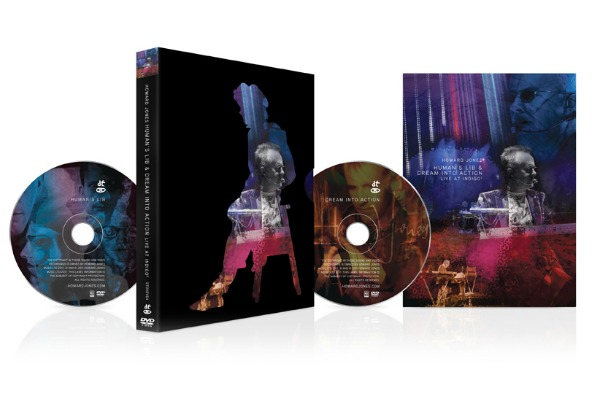 Free MP3: Howard Jones, 'Like To Get To Know You Well' — off 'Live at Indigo2' DVD