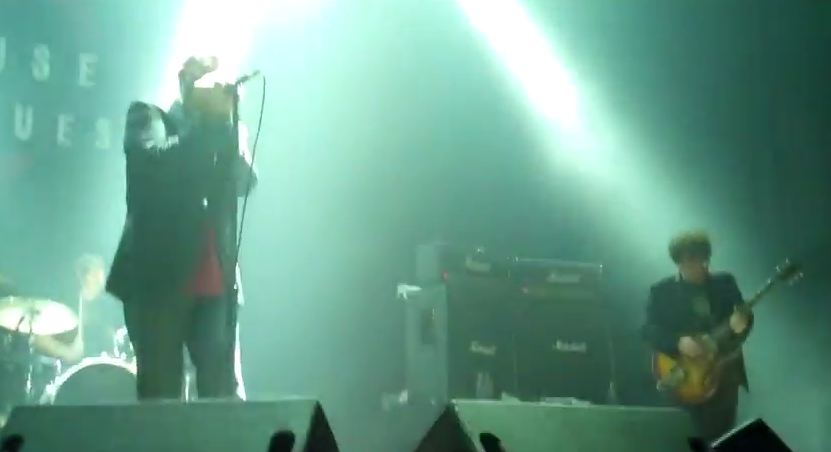 Video: The Jesus and Mary Chain play first shows in 4 years during brief tour of Texas