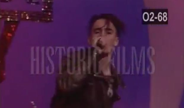 Vintage Video: Nine Inch Nails' Trent Reznor lip syncs 'Down In It' on 'Dance Party USA'