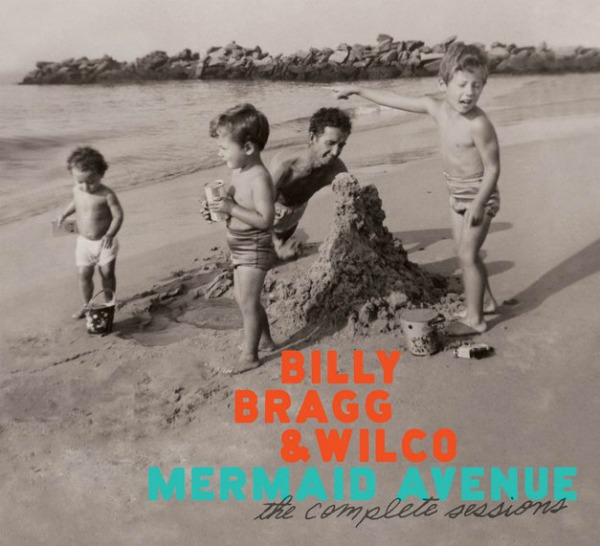 New releases: Billy Bragg and Wilco, Talk Talk, Spandau Ballet, Grinderman