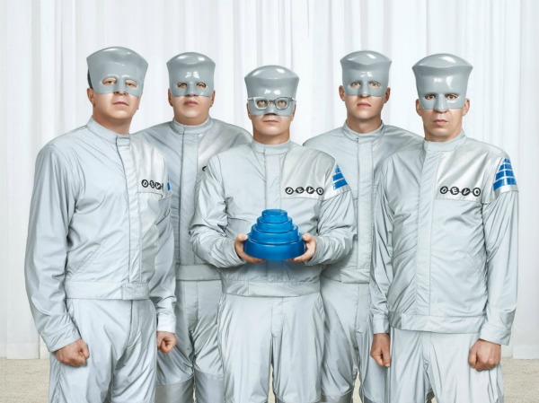 Stream: Devo, 'Monsterman' — theme song to Syfy's new series 'Monster Man'